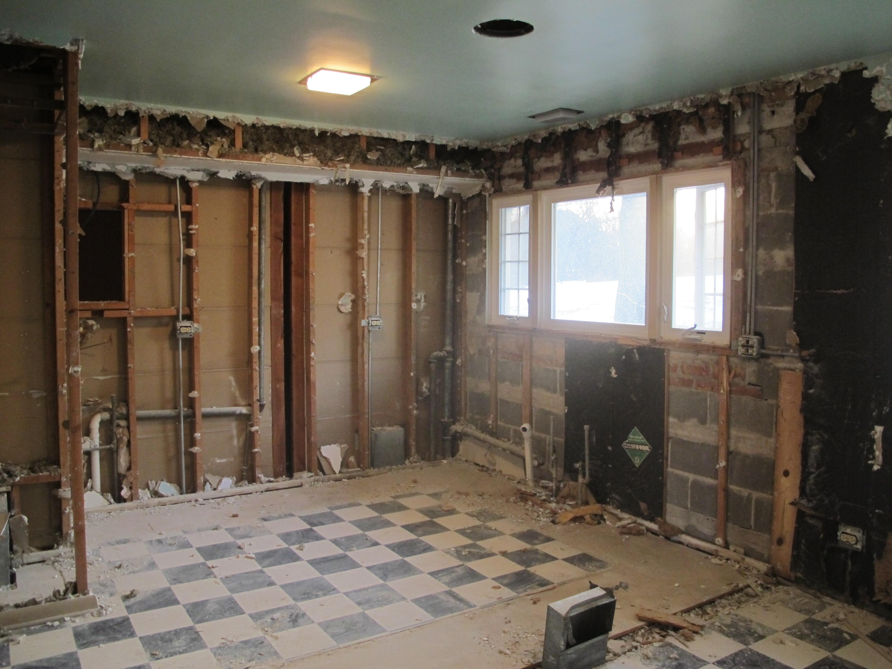 San Diego Kitchen Demolition